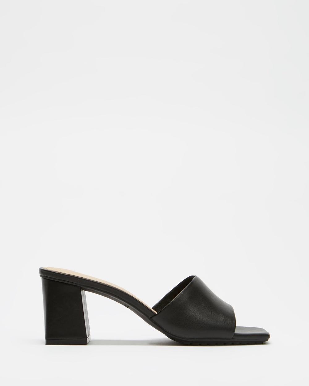ALDO Velalith Mules Sandals Black