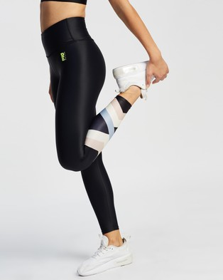 P.E Nation Side Step Leggings - Pants (Black)