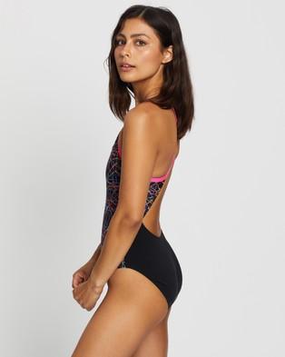 Zoggs Kinetic Sprintback One Piece - One-Piece / Swimsuit (Multi)