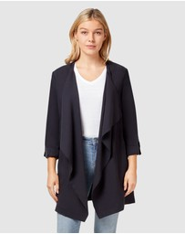 Jeanswest - Dakota Drape Jacket