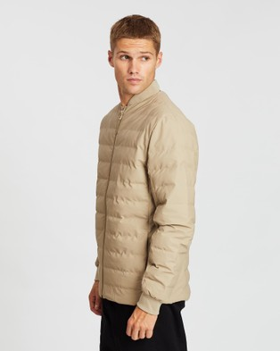 RAINS Trekker Jacket - Coats & Jackets (Beige)