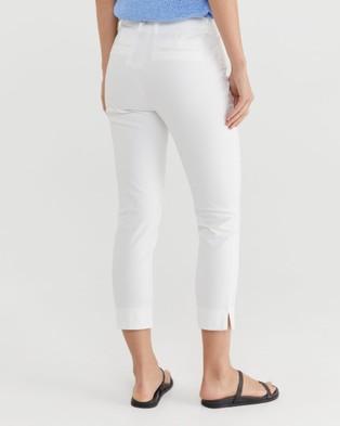 Sportscraft Venus Capri Pants - Pants (white)