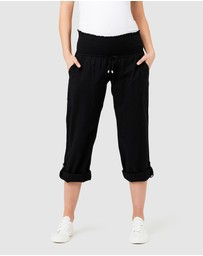 Ripe Maternity - Philly Cotton Pants