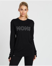Mons Royale - Yotei BF Tech Long Sleeve Tee