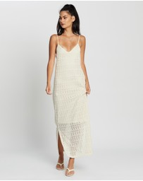 Vero Moda - Isabella Sleeveless Maxi Dress
