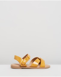 Cotton On Kids - Fisherman Weave Sandals - Kids
