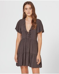 Auguste The Label - Pippi Matilda Babydoll Mini Dress