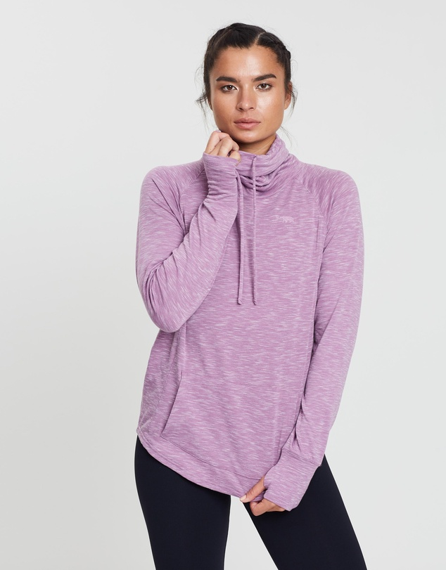 Running Bare - Weekend Ready Pull Over Sweater