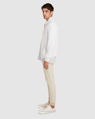 Arvust Gideon Jacket - Coats & Jackets (TAN)