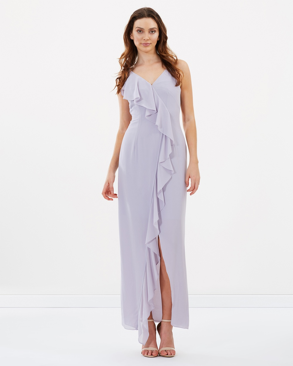Alabaster The Label Willow Dress Bridesmaid Dresses Dusty Mauve Willow Dress