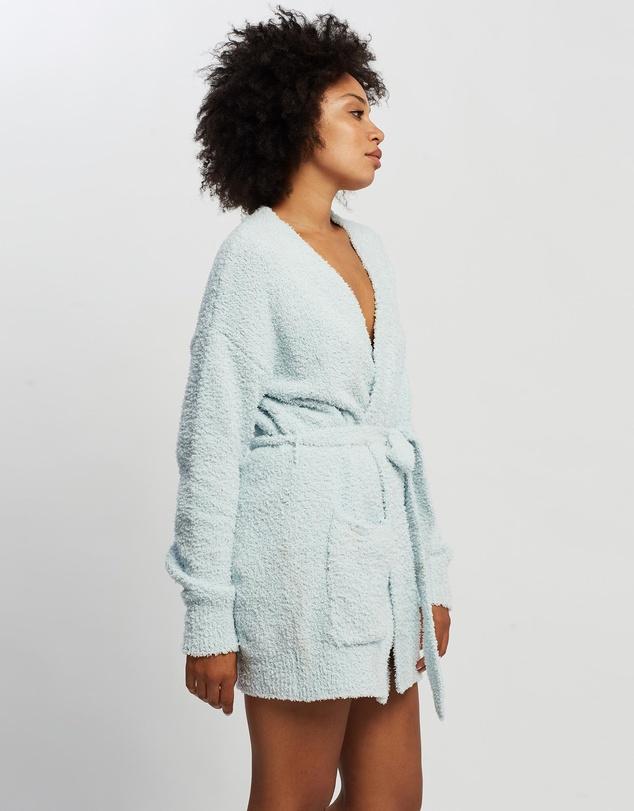 Women Cozy Knit Cardigan