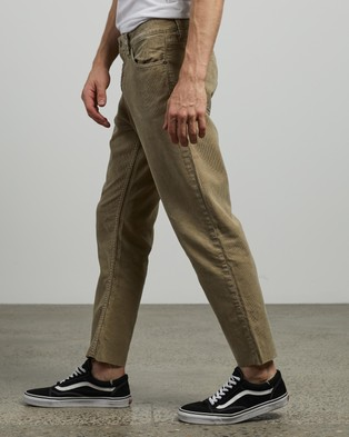 Rolla's Relaxo Chop Jeans - Relaxed Jeans (Cord Sandman)