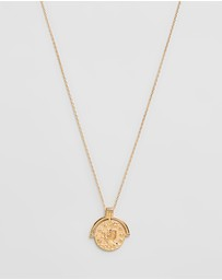 Amber Sceats - Horoscope Necklace - Leo