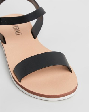 Verali Sass - Sandals (Black)