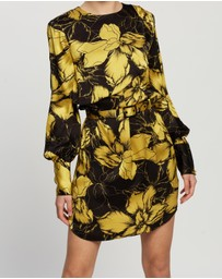 Rebecca Vallance - Roswell LS Mini Dress