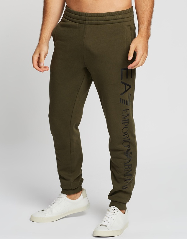 Emporio Armani EA7 - Fleece Trackpants