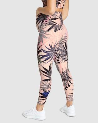 Rockwear Topia Maternity Ankle Grazer Tights - Full Tights (TOPIA)