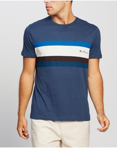Ben Sherman - Chest Stripe Tee