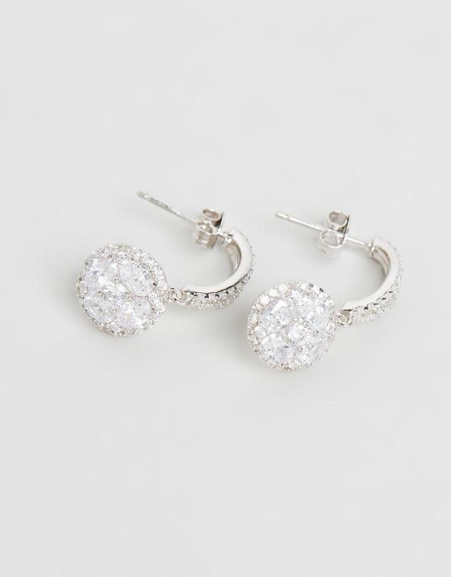Women Atom Earrings
