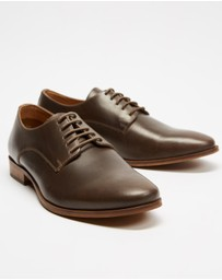 Double Oak Mills - Nicholas Leather Derby