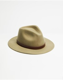 Brixton - THE ICONIC EXCLUSIVE - Messer Fedora