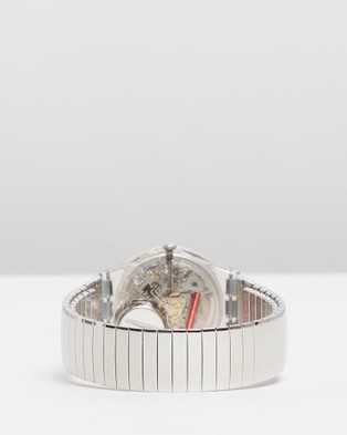 Swatch - SILVERALL Watches (Silver)