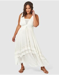The Poetic Gypsy - Sunbeam Maxi Dress
