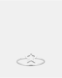 Karen Walker - Mini Star Ring