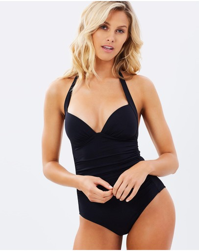 JETS - Jetset 50's Gathered One-Piece