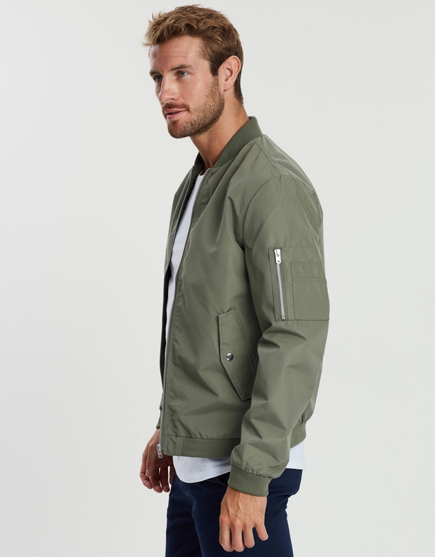 Jack & Jones - Lightweight Bomber Jacket