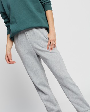 Factorie Super High Rise Trackpants - Sweatpants (Grey Marle)