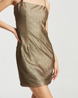 KIANNA Emerslyn Dress - Dresses (Bronze)