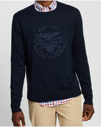 BROOKS BROTHERS - Supima® Lincoln Jumper