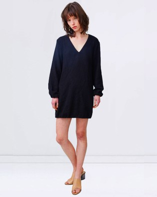 Third Form – The Way V Neck Dress
