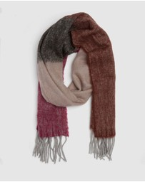 Kate & Confusion - Milanese Oversized Scarf