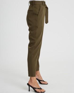 BWLDR Alabama Pants - Pants (Khaki)