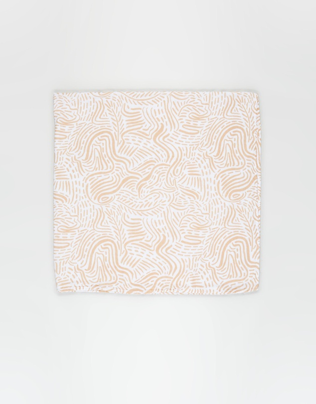 Kids ICONIC EXCLUSIVE - Muslin Swaddle - GOTS Organic
