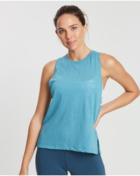 Reebok Performance - Oversized Burnout Tank