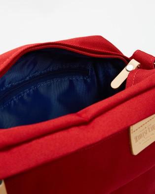 Harvest Label Lycee Style Mini Shoulder Bag - Bags (Red)