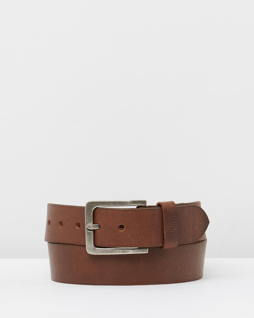 Loop Leather Co Billy Basic Belts Tan