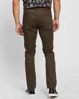 Rodd & Gunn Oban Straight Jeans - Jeans (Sable)