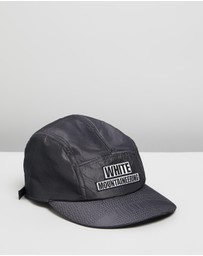 White Mountaineering - Logo Embroidered Jet Cap