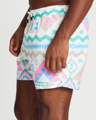 Nikben Geronimo Shorts - Swimwear (Sand)