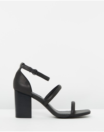 Senso - Robbie VIII Leather Block Heels