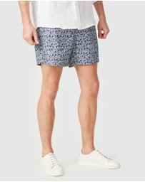 French Connection - Toucan Board Shorts