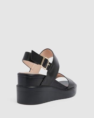 Jane Debster Indiana - Sandals (BLACK)