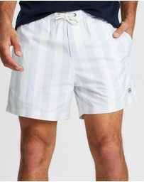 Ben Sherman - Candy Stripe Elastic Shorts