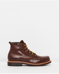 G. H. Bass & Co. - Quail Hunter Mid Lace Boots