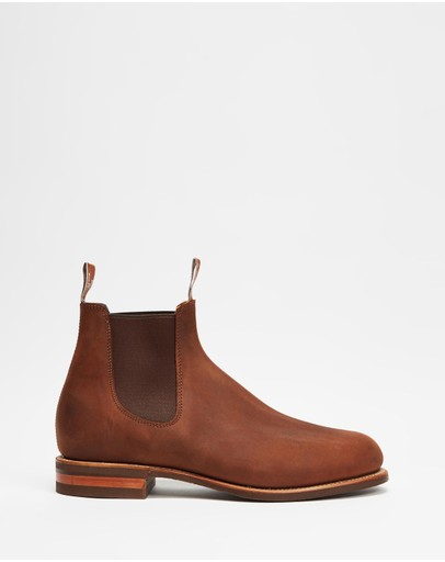R.M.Williams - Comfort Turnout Full Welt Boots