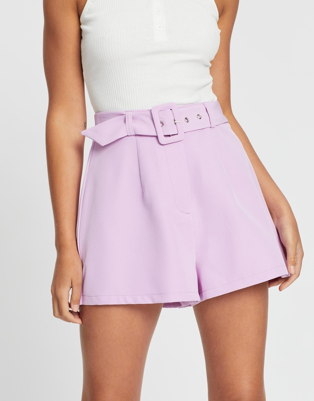 Dazie - Independent Woman Shorts
